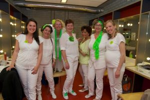 2016 dames 3 in lime